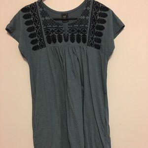 Trendy Gap shift dress